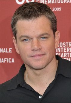 "Matt Damon Launches ""Buy a Lady a Drink"" Charity Campaign - Celebrities Do Good 