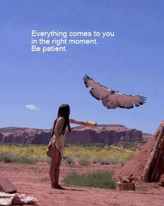 Everything has its timing. Be patient