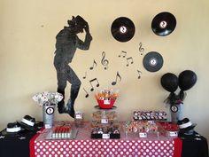 Michael Jackson Birthday Benjamins Michael Jackson party