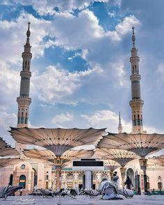 Likes, 96 Comments - Makkah Madinah Al Masjid An Nabawi, Masjid Haram, Mecca Madinah, Mecca Masjid, Mecca Wallpaper, Islamic Quotes Wallpaper, Islamic Sites, Islamic Art, Medina Mosque