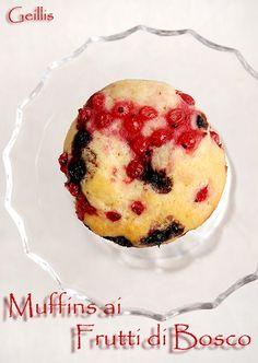 La foresta incantata: Muffins ai frutti di Bosco (Wild Berries Muffins)