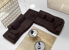contemporary modular sofa BEND SOFA by Patricia Urquiola B Italia