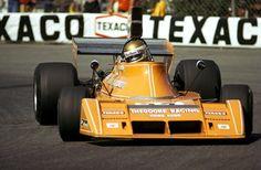 Vern Schuppan, Ensign-Ford N174, 1974 Monaco GP, Monte Carlo
