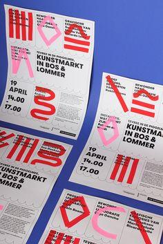 Kunstmarket — Bookstore on Behance