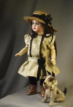 Bleuette LSdS 1911 Robe de Ete + Hat by House-of-Bleus (08/17/2010)