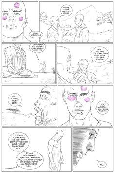 The Bat-Man: Rise and Fall #4 page 24  Read all issues on http://scripts-and-comics.com/comics/ #batman #dc #dccomics #fanart