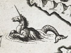Sea Monsters on Medieval and Renaissance Maps, just published by the British Library - See more at: http://britishlibrary.typepad.co.uk/magnificentmaps/2013/08/whimsical-sea-monsters.html#sthash.QlGuwhh5.dpuf P.93 fig.7
