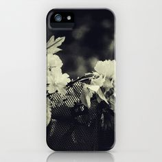 Basket with flowers iPhone & iPod Case by josemanuelerre - $35.00