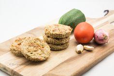 Hovkonditorn: Millet-Zucchini Burgers