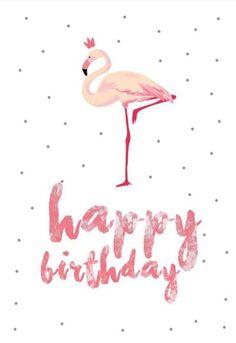Flormingo Happy Birthday!