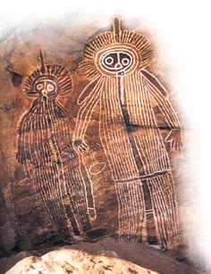 Arte Tribal, Tribal Art, Ancient Aliens, Art Alien, Paleolithic Art, Kunst Der Aborigines, Cave Drawings, Art Antique, Art Premier