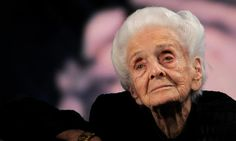 "Rita Levi-Montalcini lived through anti-Semitic discrimination and the Nazi invasion and became one of her country's leading scientists. She shared the Nobel prize for medicine in 1986 with US biochemist Stanley Cohen for groundbreaking research.Levi-Montalcini kept up an intensive work schedule well into old age. ""At 100, I have a mind that is superior – thanks to experience – than when I was 20,"" she said in 2009."