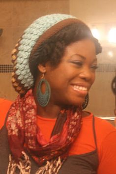 NATURAL HAIR BLOG! ATON!