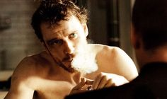 Michael Fassbender in Hunger (2008)