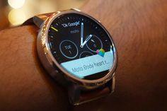 Motorola bringt 3 neue Moto 360: Klein, groß und sportlich (Hands-on Video) - Engadget Deutschland