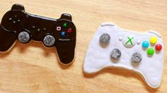 Play station and Xbox controller cookies