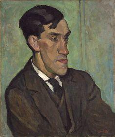 Holgate, Edwin - Professeur de mathématiques Albert Henry Steward Gillson - Musée des beaux-arts de Montréal