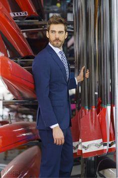 Mens Fashion Suits, Mens Suits, Hot Men, Hot Guys, Top Models, Model Agency, King, Formal, Tops