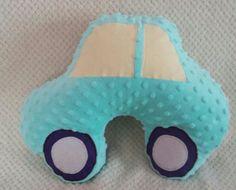 Soft car pillow