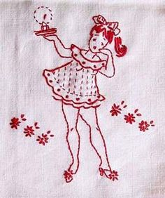 redwork lessons | Sarah's Hand Embroidery Tutorials