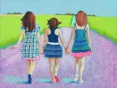 Best Friends by Tracy L Teeter