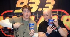 Start your day with Preston & Steve WMMR 93.3 guaranteed to make you laugh out loud!