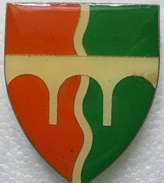 Vereeniging Commando. Authorised 16 February 1972. Located at Vereeniging.