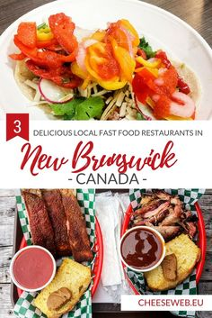 We review the Smoking Pig, Toro Taco, and Barred Rock, 3 local, sustainable, fast food restaurants in Saint John, New Brunswick, headed by Chef Jesse Vergen.: