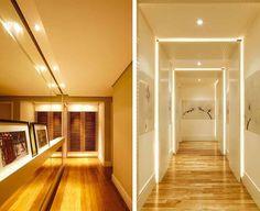 iluminação para corredor - Pesquisa Google