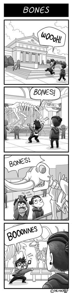 Mondo Mango :: Bones | Tapastic Comics - image 1