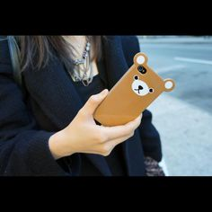 A case for a cause: Anicase donates 10% of its net profit to endangered species. And they're all adorable. #phone #style