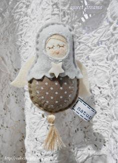 sweet dreams - little angel - doll
