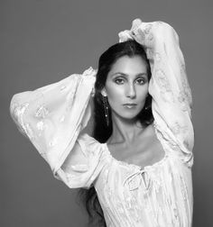Cher, 1978. I don't know how I would have survived my Teen years without Cher to look up to, because nobody in Hollywood or the Glamorous world looked like me, except Cher. She made me feel good in my own skin, made be feel beautiful and confident.