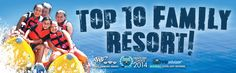 Top 10 Family Resort- rocking horse ranch all-inclusive resort