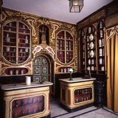 Farmacia Gibert. Farmacia catalana del siglo XVIII originaria de Torredembarra (Tarragona).