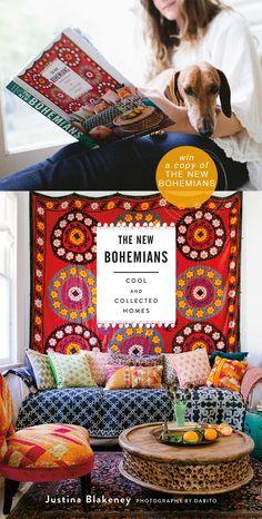 loving The New Bohemians by @justinaBlakeney! more boho inspiration on jojotastic.com