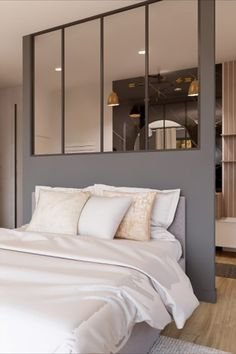 Luxurious Bedrooms, Sweet Home, New Homes, Bedroom Decor, Closet, Interior Design, House, Furniture, Home Decor