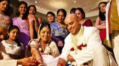 The Ring Game. #Wedding   #India   #Hindu