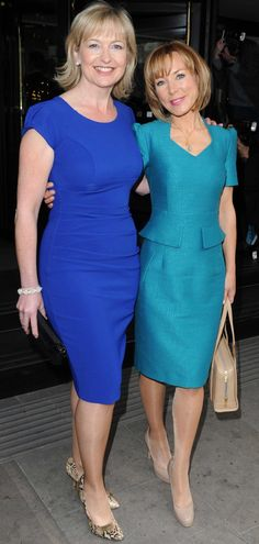 Carol Kirkwood - bbc weather girl carol kirkwood in sheer nude tights with a co bbc presenter Carol Kirkwood, Tv Girls, Beautiful Old Woman, Beautiful Ladies, Girls Together, Ageless Beauty, Sexy Older Women, In Pantyhose, Crossdressers
