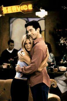 Ross e Rachel Serial Friends, Friends Cast, Friends Episodes, Friends Moments, Friends Series, Friends Tv Show, Friends Forever, Ross Y Rachel, Friends Ross And Rachel