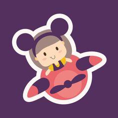 Disney La Vou Eu perfil
