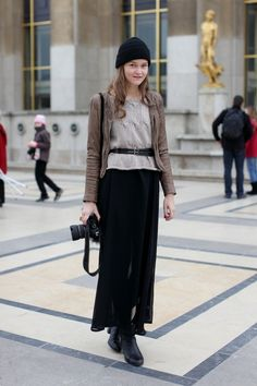 French style | International Street Style