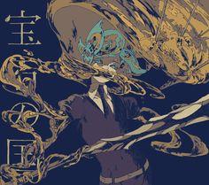 Houseki no Kuni (Land Of The Lustrous) - Zerochan Anime Image Board Animation, Cartoon Shows, Art Reference Poses, Anime Style, Aesthetic Art, Art Inspo, Fantasy Art, Cool Art, Anime Art