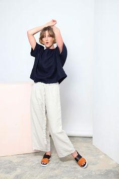 Fashion // Elizabeth Suzann SS14 — LoCro