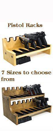 Quality Rotary Gun Racks, quality Pistol Racks - Rotary gun racks, pistol racks, wall racks Ben would get a kick out of this