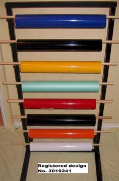 1000 Images About Vinyl Roll Holder On Pinterest