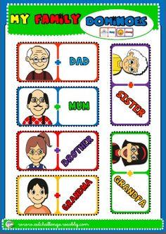family - dominoes