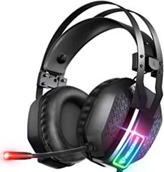 Mifanstech V-10 Gaming Headset for Xbox One Playstation 2 PS4 PS5 PC - 3.5mm Surround Sound, Noise Reduction Game Headphone with Microphone and Volume Control for Laptop, Tablet,Switch Games (Black): Amazon.co.uk: Electronics Gaming Headphones, Headphones With Microphone, Gaming Headset, Playstation 2, Ps4, Battlefield 1, Metal Gear Solid, Nintendo 3ds, Xbox One