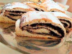 Kynutý kakaový závin :: Tipy na Výlety a zábava Pancakes, Breakfast, Food, Morning Coffee, Essen, Pancake, Meals, Yemek, Eten