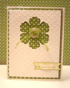 stampin up fun flowers die card ideas - Google Search
